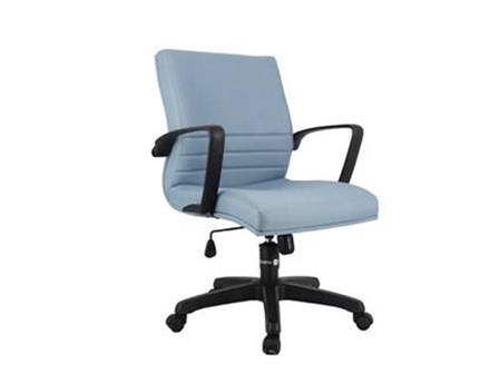 Executive Chair SI-03 Low Back SBlue