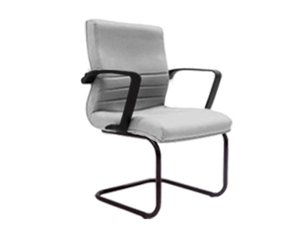 Visitor Chair SI-04 Low Back DGry