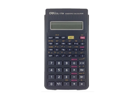 Deli Calculator Scientific 1704