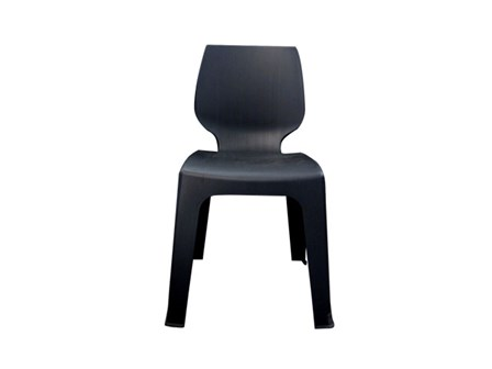 SL CHAIR OPTIMUS PP BLACK