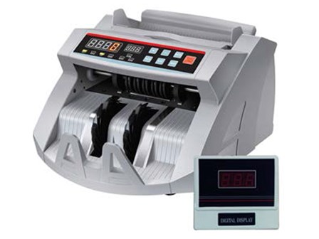 A02-UV Bill Counter