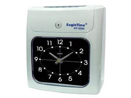 Eagle Time Bundy Clock NT3200