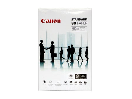 Canon Copy Paper Sub-24/80gsm /Legal /500 pcs per ream w/20pcks