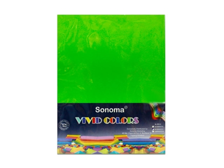 Sonoma Vivid Colors Colored Paper 50s Letter 5Colors