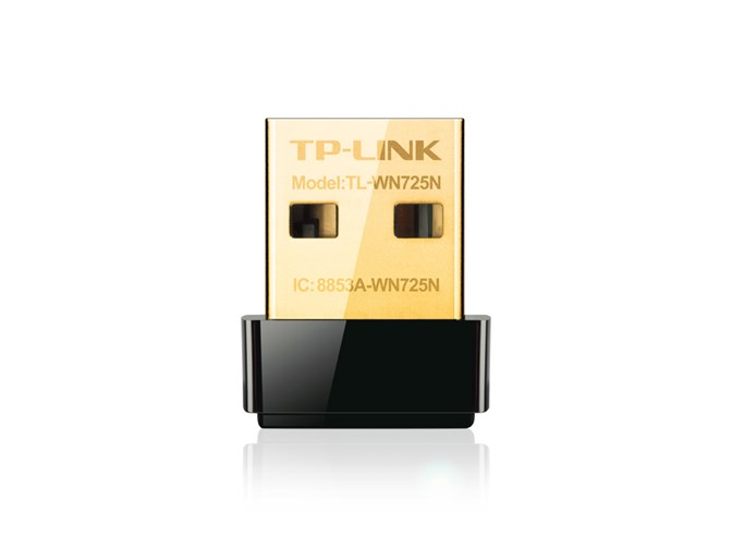 TP-Link WN725N Wireless USB ADA 150 mbps