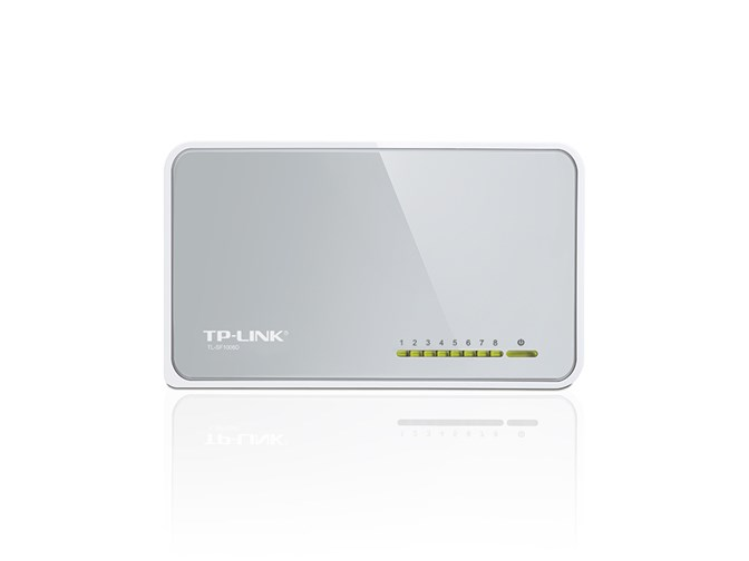 TP-Link Swithches TL-SF1008D 8port
