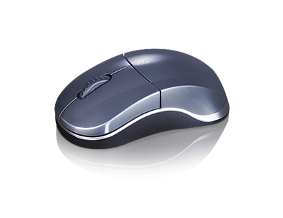 Rapoo Mouse 1100X Gry