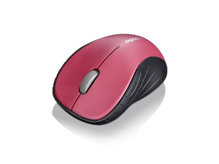 Rapoo Mouse 3000P Red