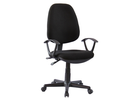Task Chair HCM-1021H-F Black