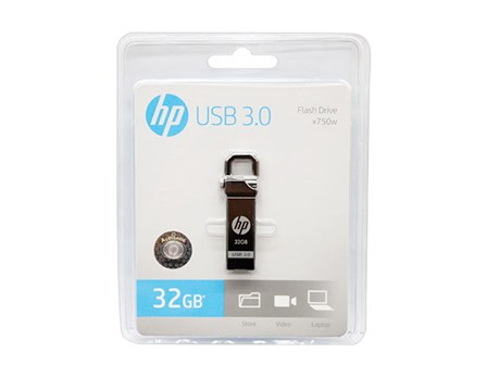 HP USB 3.0 Flash Drive X750W 32GB