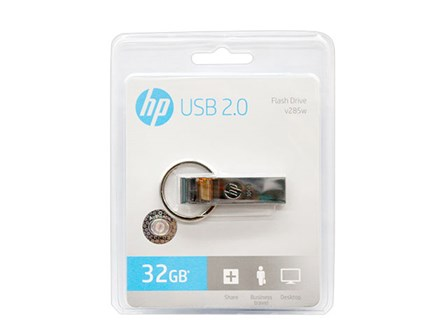 HP USB 2.0 Flash Drive V285W 32GB