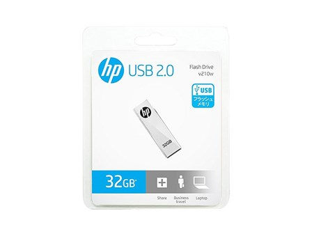 HP USB 2.0 Flash Drive V210W 32GB