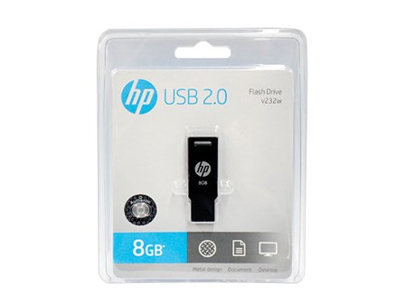 HP USB 2.0 Flash Drive V232W 8GB