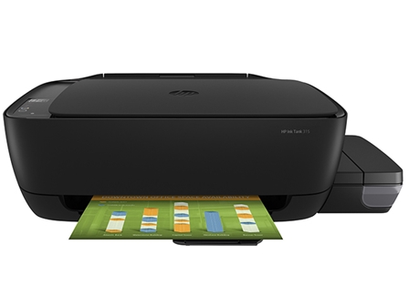 HP Printer Ink Tank  315 All-in-One
