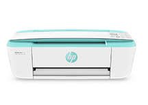 HP Printer 3776 IMF Green
