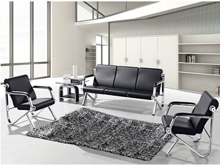 Lounge Sofa Set A06 Black