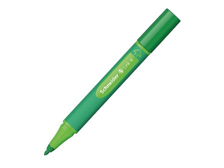 Schneider Fibrepen Link-it Green