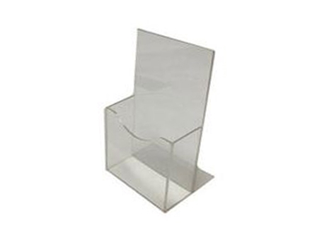 Sonoma Acrylic Brochure Holder Clear 4 x 7