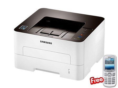 Samsung Printer SL-M2835DW NFC with FREE phone