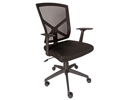 Task Chair 88698B Mesh Black