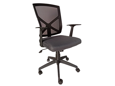 Task Chair 88698B Mesh Gray