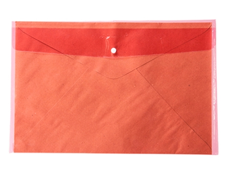 Adventurer Envelope Plastic EC4LB Colored Assorted Button Legal