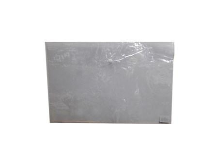 Envelope Plastic Transparent  G4L Button Legal