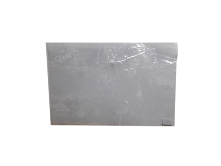 Bluflex Envelope Plastic Transparent  G4L Button Legal