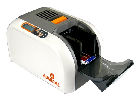 Admiral CP-1000 ID Card Printer