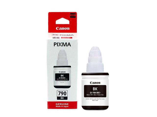 Canon Ink Bottle GI-790BK Black