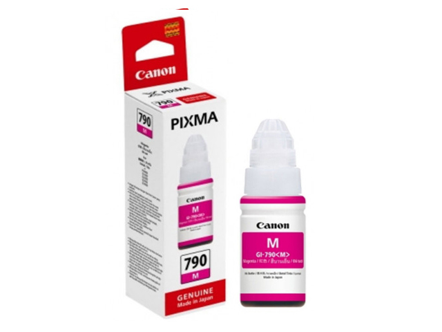 Canon Ink Bottle GI-790M Magenta