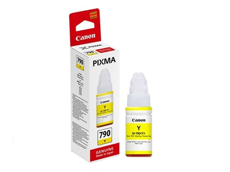 Canon Ink Bottle GI-790Y Yellow