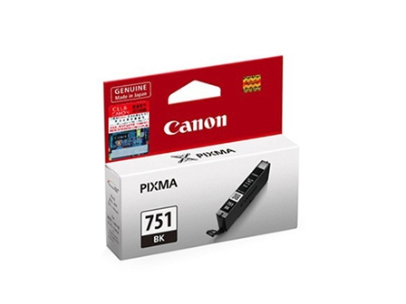 Canon Ink Cartridge CLI-751 Black
