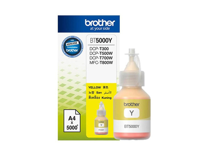 Brother Ink BT500 Yellow