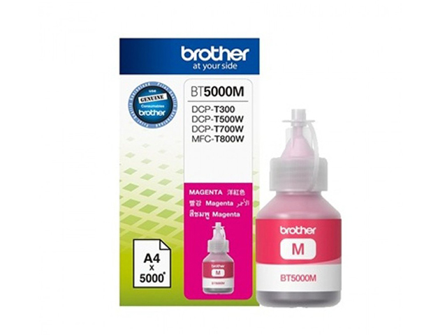 Brother Ink Cartridge BT500 Magenta