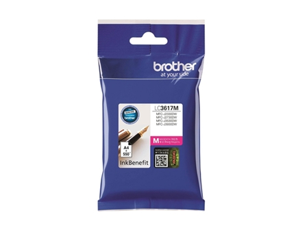 Brother Ink LC3617 Magenta