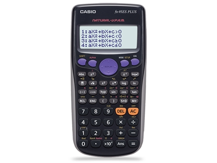 Casio Scientific Calculator FX-95ES Plus