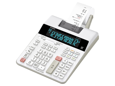 Casio Printing Calculator FR-2650RC