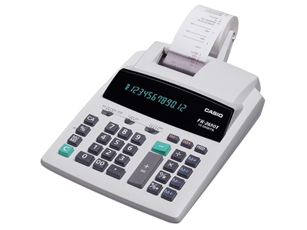 Casio Printing Calculator FR-2650T