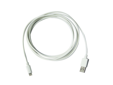 Nuvos USB Cable Lightning APC-104 White