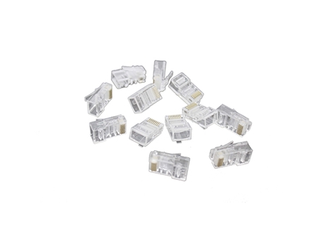 Nuvos RJ-45 Connector CAT5E 12's