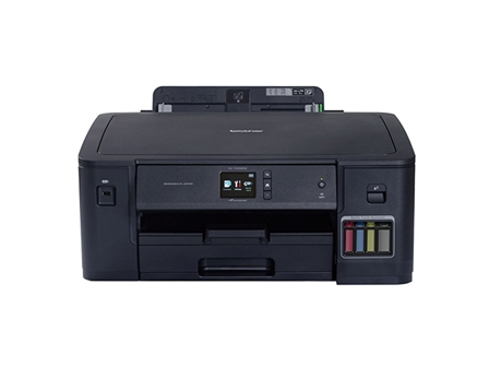 Brother HL-T4000DW - A3 Inkjet Printer, Ink Tank Wireless Duplex Print