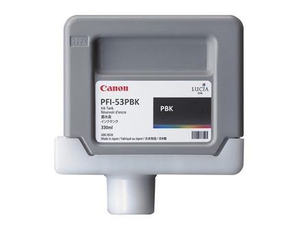 Canon Ink PFI-53PBK Photo Black