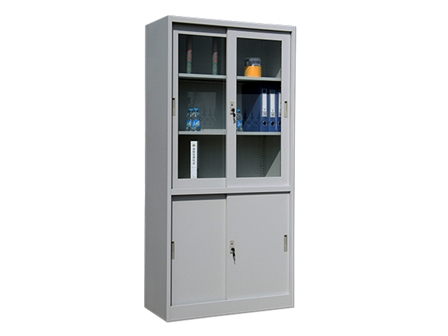 Cupboard Sliding JF-SD005B Gray