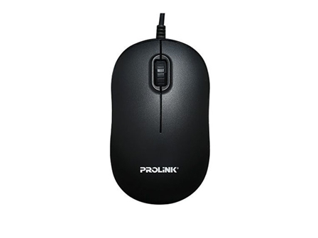 Prolink Mouse USB PMC1006 Black