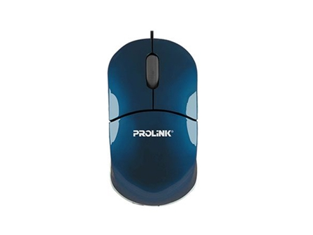 Prolink Mouse USB PMC1001 Blue