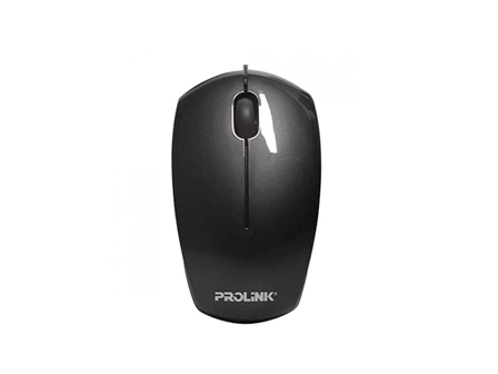 Prolink USB Mouse PMO628U Black