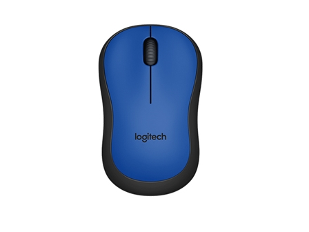 Logitech Wireless Mouse M221 Blue
