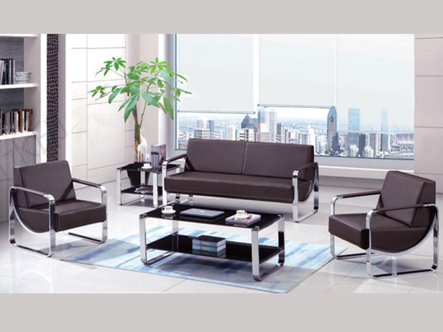 Lounge Sofa Set 9902 Black