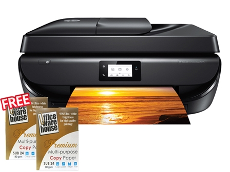 HP Printer 5275 with FREE 2 Copy Paper-OPT B